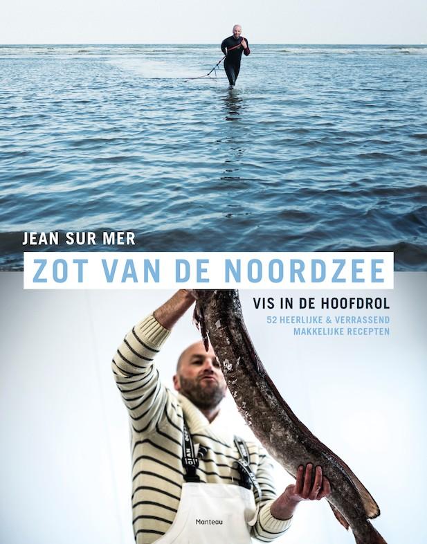 Zot van de Noordzee; Een prachtig boek waar de liefde voor de Noordzee vanaf spat.