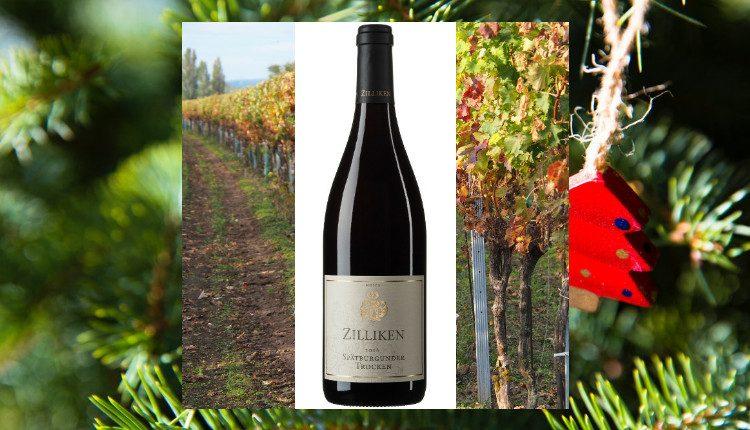 Rode wijnen kerst