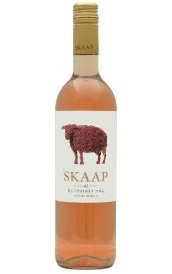 Skaap-Rose-fles - Skaap wijnen