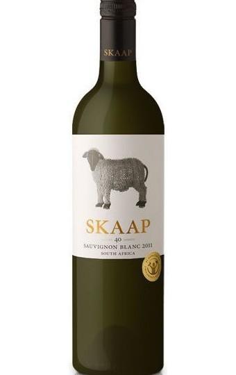 Skaap Wit Sauvignon-Blanc - Skaap wijnen