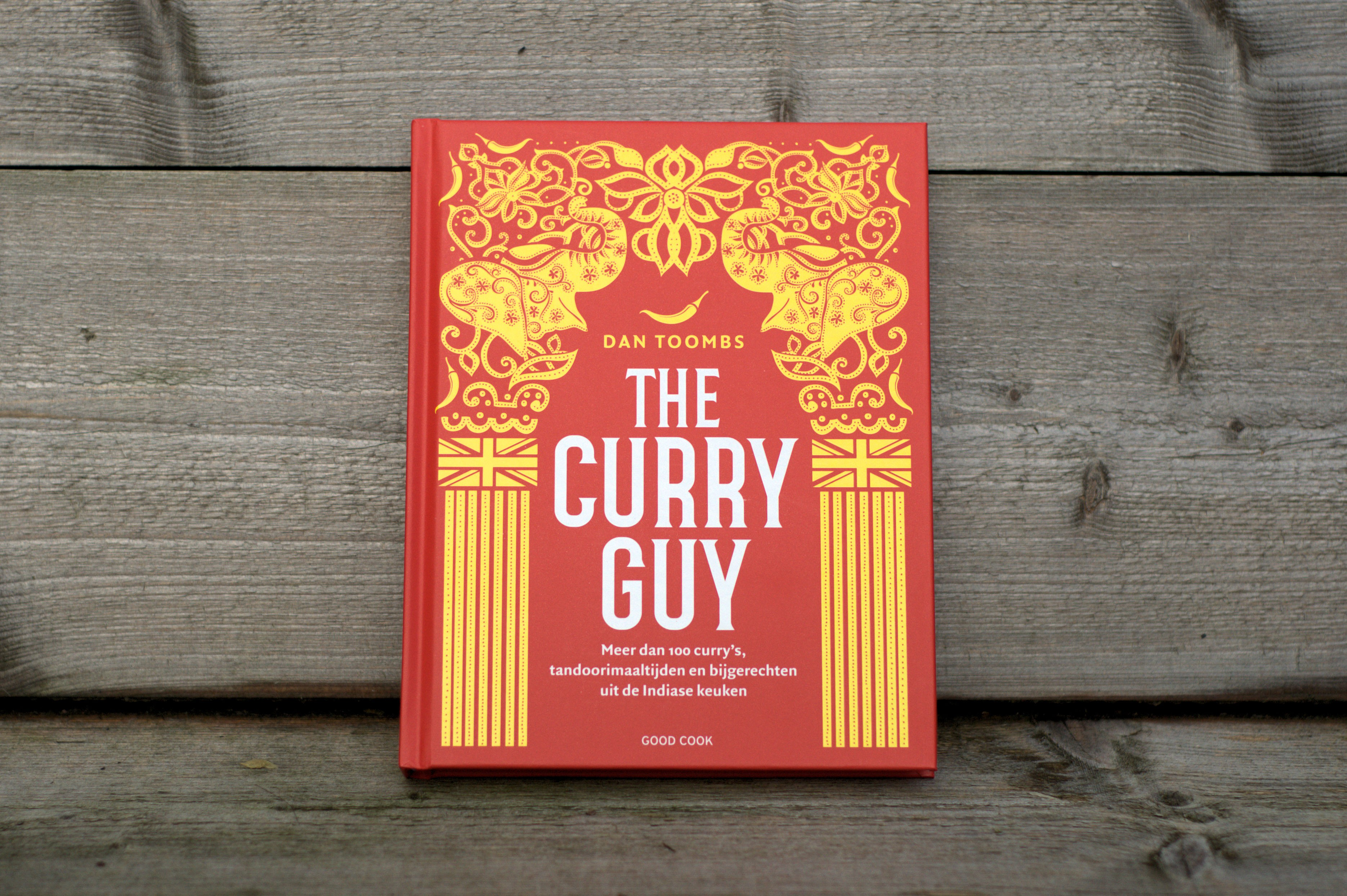 The curry guy cover