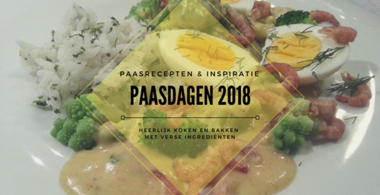Paasrecepten Pasen 2018 - recepten