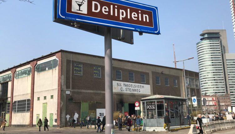 Tafel op Zuid Rotterdam Foodevent