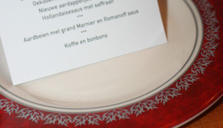 Culinaire zeiltocht Helena Rotterdam Asperges Zeilboot Oudste zeilschip De Oosterschelde 8479