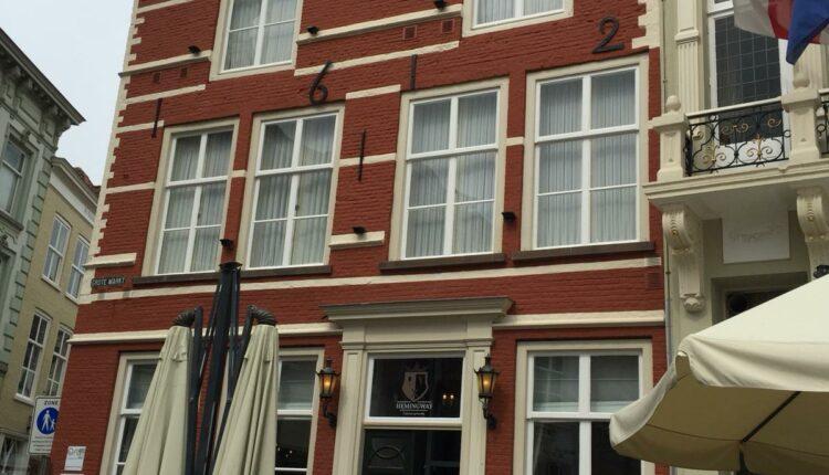 Restaurant Hemingway - Grand Hotel de Draak - Bergen op Zoom - Dutch Cuisine - Bib Gourmande_8490
