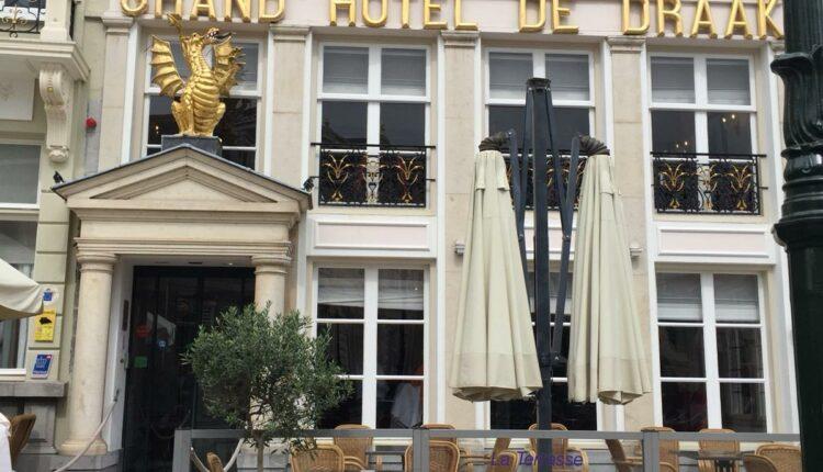 Restaurant Hemingway - Grand Hotel de Draak - Bergen op Zoom - Dutch Cuisine - Bib Gourmande_8491