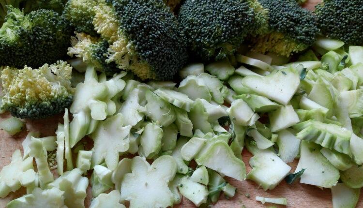 verse broccoli - Gebruik ook de steel
