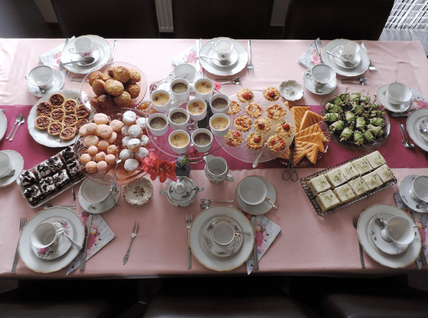 Pasen - Organiseer een High Tea