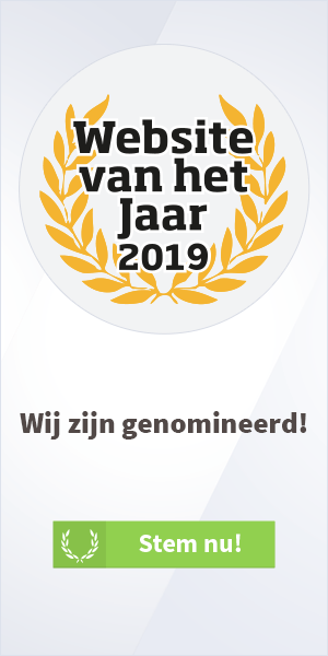 Website van het jaar 2019 nominatie right side