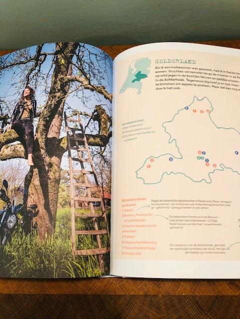 Nederland kookboek van Laura de Grave Gelderland