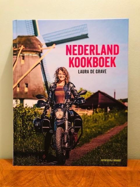Nederland kookboek van Laura de Grave cover