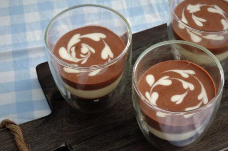 Luchtige chocolademousse met ei 5552